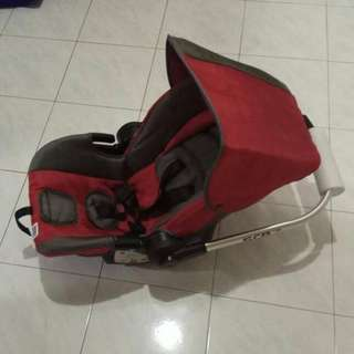 Sweet Cherry Scr7 baby Carrier Car Seat