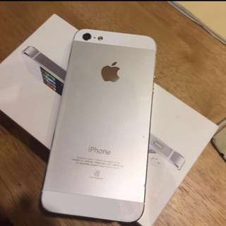 已降價)iphone5