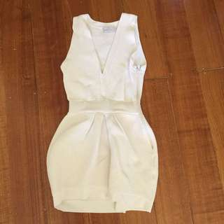 Alice McCall Women's Size 10 White Dress