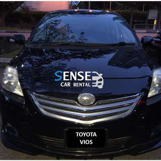 PROMOTION - $350/week TOYOTA VIOS