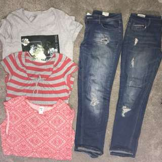 Bulk Lot Ladies Clothing Size 12 Great Condition!