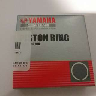 Piston Ring set original 57mm Yamaha Fz150i Y15zr FZ LC Y15