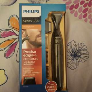 Philips Multigroom Series 1000