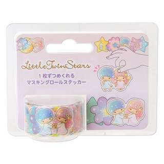 SANRIO Little Twin Star 膠紙