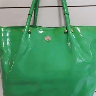#Huat50sale (Authentic Kate Spade Green Bag)