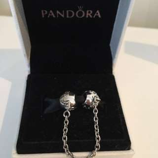 Pandora family ties safety chain