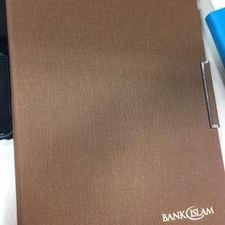 2018 Hardcover Bank islam diary