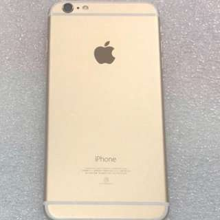 Iphone6plus 64g金色
