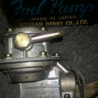 Fuel Pump Datsun 510 Fairlady S30 Kenmeri Laurel 200L 280z