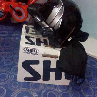Helmet Shoei GoldWing - BLACK