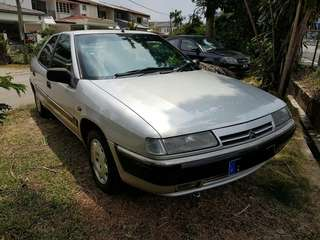 2000 Citroen Xantia 2.0 5speed