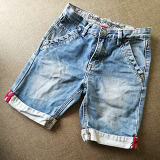 Pre❤ HUSH PUPPIES Shorts - Jeans