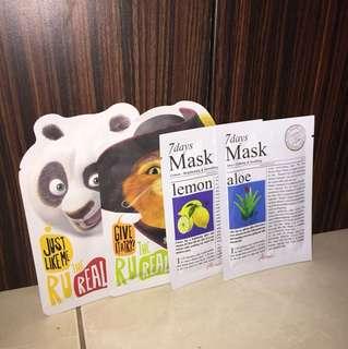 Korean mask