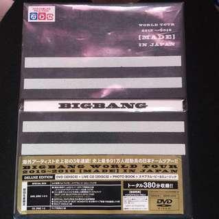 BIG BANG MADE TOUR JAPAN