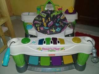 Baby Walker jenama fisher price