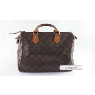 Louis Vuitton Speedy 30達C級