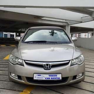 Mandai Car Rental