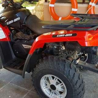 CanAm ATV
