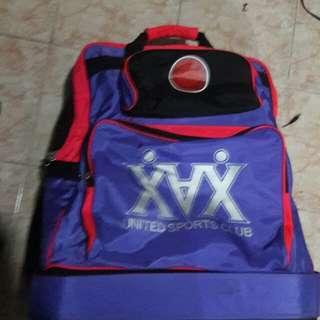 Trollybag backpack shouler bag