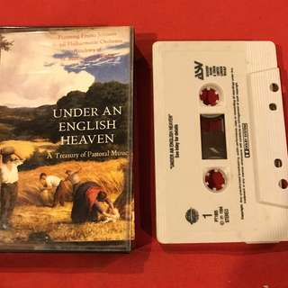 Under an English Heaven - A Treasury of Pastoral Music (Audio cassette)