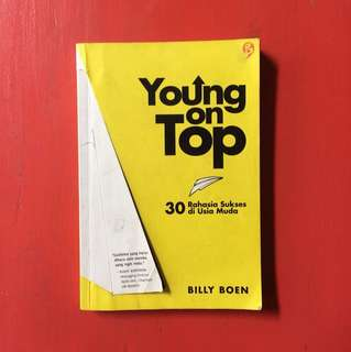 Young on Top - Billy Boen