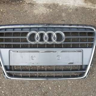 Audi A4 (B8) Original Front Grille + Fog Covers
