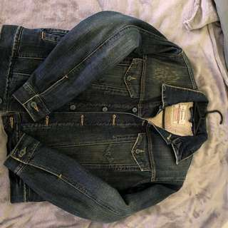 Authentic Levi Denim Jacket
