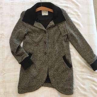 Ripcurl collar coat