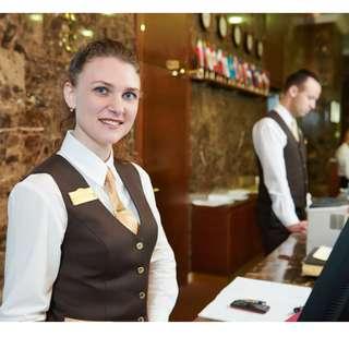 Guest Services Agent