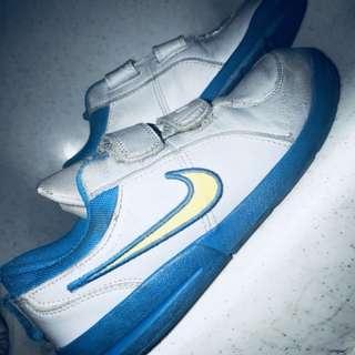Nike Blue & Gray