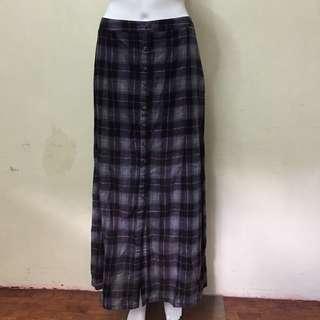 American Eagle Plaid Skirt