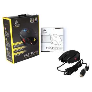 Corsair M65 PRO RGB FPS Gaming Mouse — Black (CH-9300011-NA)