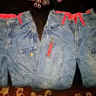 Cars McQueen Jeans