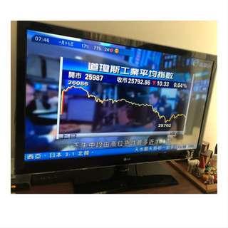 LG 42吋 42LV4500 電視機TV