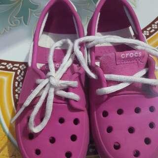 Original crocs c12 for 300