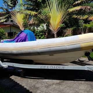 HammerHead Boat