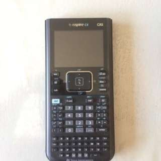 T Inspire CAS Calculator