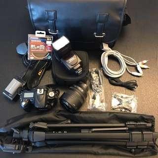 (P) Nikon D90 DSLR CAMERA 🎥