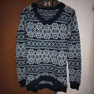 [PRELOVED] Sweater Rajut