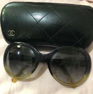 100%real Chanel 太陽眼鏡