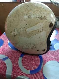 Helmet lame .kent fiber