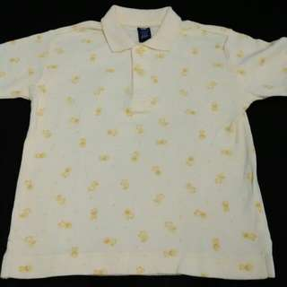 ❤ Polo Shirt Balita GAP Toddler Duck