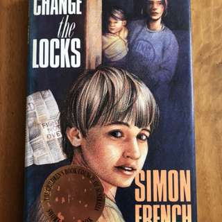 Change the Locks by Simon French Book