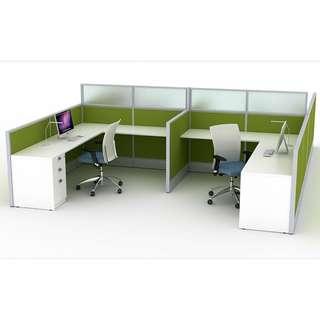 OFFICE PARTITION--KHOMI