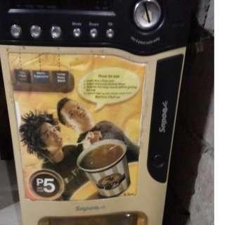 Coffee vendo machine choi