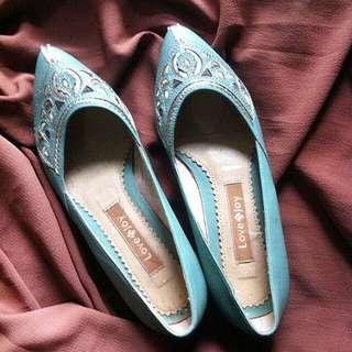 REPRICE! Flat Shoes Mint