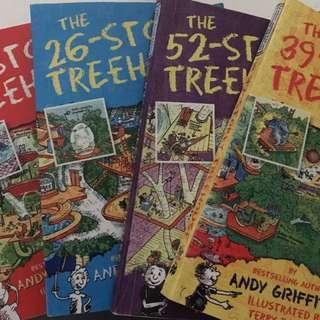 瘋狂樹屋 Storey Treehouse 13-52