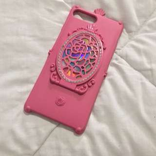 Princess mirror case for iphone7+