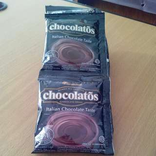 Minuman Coklat Chocolatos