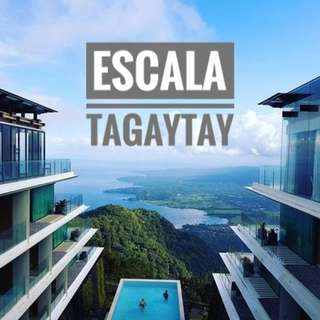 Special Weekday Rate (Monday-Thursday) at Escala Tagaytay